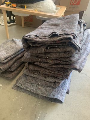 Moving blankets for Sale in Fullerton, CA