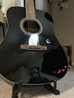 Epiphone Acoustic Guitar for Sale in Las Vegas,  NV