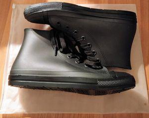 Women's Black Rain Boots (Size 11) for Sale in West Palm Beach, FL