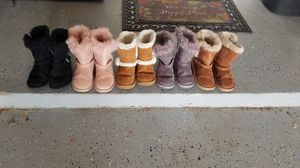 Little girls boots size 12 for Sale in Lubbock, TX