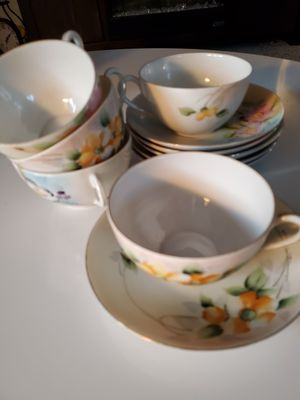 Antique hand painted china for Sale in Arlington, NY