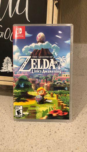 Zelda - Link's Awakening - Switch for Sale in Oak Glen, CA