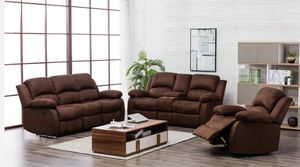20200 Brown Living room set for Sale in Houston, TX