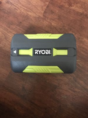 Ryobi 40-Volt Lithium-ion 2.6 Ah Battery for Sale in Pittsburgh, PA