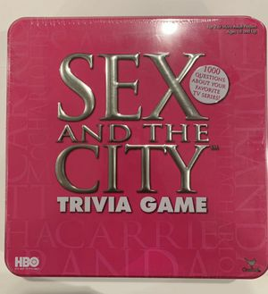 Sex and the City game for Sale in Beaverton, OR