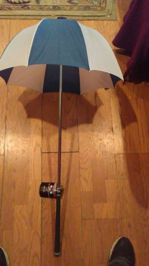 Compact golf umbrella great for newyears for Sale in Philadelphia, PA