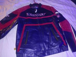 Motorcycle jacket by Tommy Hilfiger for Sale in Austell, GA