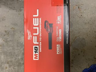 Milwaukee Blower Tool Only for Sale in Fort Myers,  FL