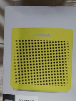 Bose Soundlink Color II - Sealed (Brand New) for Sale in Santa Clara,  CA