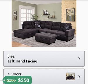 New living room sofa/chase for Sale in Vista, CA