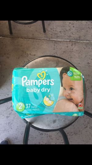 Diapers pampers size 2 5Bags for $25 for Sale in Las Vegas, NV