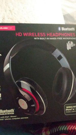 HD WIRELESS HEADPHONES for Sale in Santa Barbara, CA