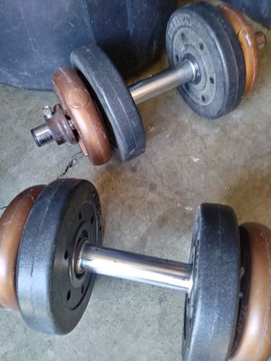 Dumbbells for Sale in Stockton, CA