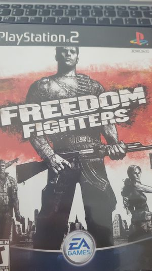 Freedom Fighters PS2 for Sale in Miami, FL