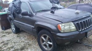 Jeep for parts let me know for Sale in San Antonio, TX