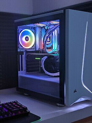 CUSTOM GAMING PC BUILD RYZEN 9 3900X+RTX 2080 SUPER OC+32GB+1TB SSD for Sale in Los Angeles, CA