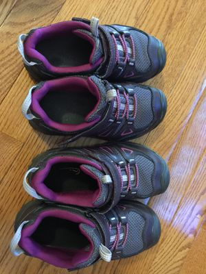 2 pairs of keen sneakers for Sale in Centreville, VA