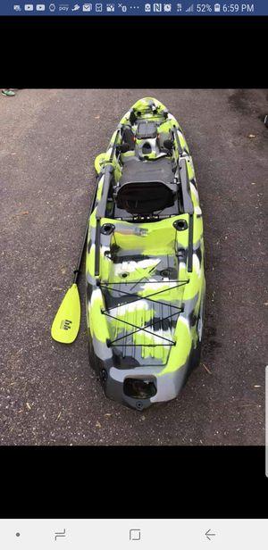 3 water big fish 120 kayak, $900 for Sale in Baltimore, MD