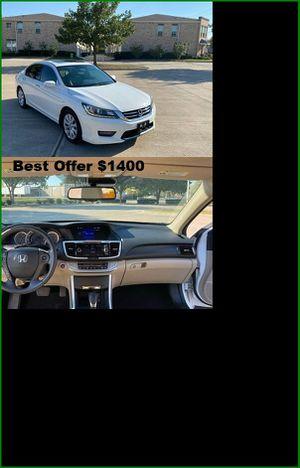 ֆ14OO Honda Accord EX-L for Sale in Roseville, CA