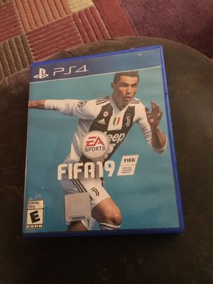 Ps4 Fifa 19 for Sale in National Park, NJ