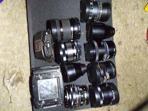 Mamiya sekor camera gear for Sale in Nashville, TN