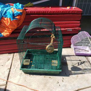 Big bird cage for Sale in Oak Glen, CA