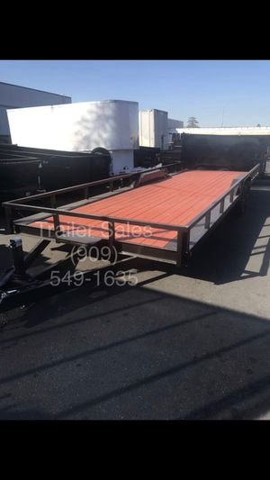 8.5x24x1 buggy trailer $4899 for Sale in West Covina, CA