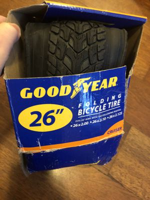 Bicycle tire for Sale in Fountain Inn, SC
