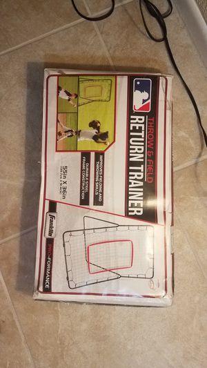 BRAND NEW...STILL IN BOX...Throw & field return trainer for Sale in West Palm Beach, FL
