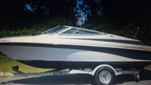 1997 Crownline Bowrider with Trailer for Sale in Canton, IL