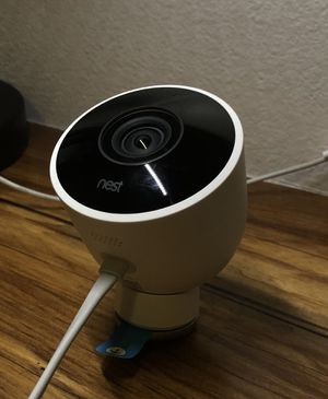 Google Nest Outdoor Security Camera Great Condition for Sale in Orting, WA