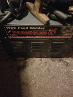 Wire feed welder for Sale in Columbus, OH
