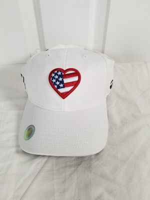 NWT UNDER ARMOUR Green + Pink Mens Flex Fitted Hat-L/XL for Sale in Charlotte, NC