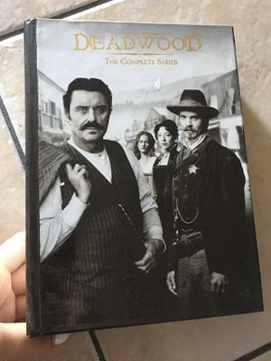 Deadwood collection complete series for Sale in Las Vegas, NV