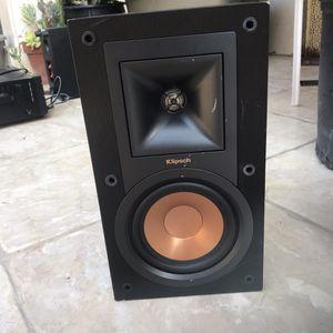 Speaker set 3 speakers Polk and Klipsch for Sale in La Jolla, CA