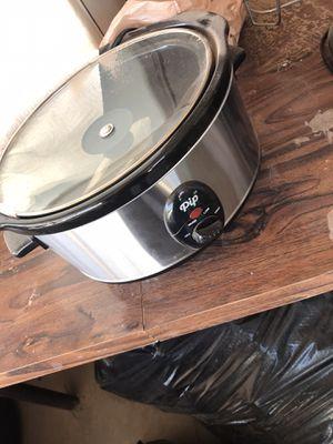 Crock pot for Sale in North Las Vegas, NV