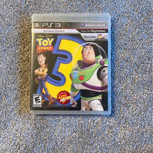 Toy story 3 Ps3 for Sale in Ipswich, MA