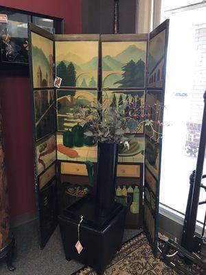4 Panel Kitchen Room Divider for Sale in Tulsa, OK