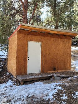 8x14 shed 500 obo. for Sale in Bailey,  CO