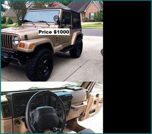 ֆ1OOO_1999 Jeep Wrengler for Sale in Santa Ana, CA