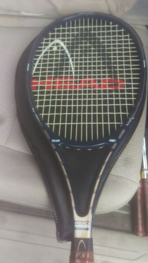 Head vintage tennis racket for Sale in Willowbrook, IL