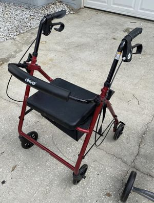 Drive DISABILTY aid walker for Sale in Palm Harbor, FL