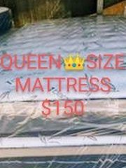 Queen Size Mattress Pillow Top for Sale in Culver City,  CA