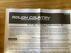 Rough Country Suspension System for Sale in Los Angeles, CA