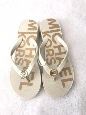 Michael Kors Flip Flops Size 7 for Sale in Phoenix, AZ