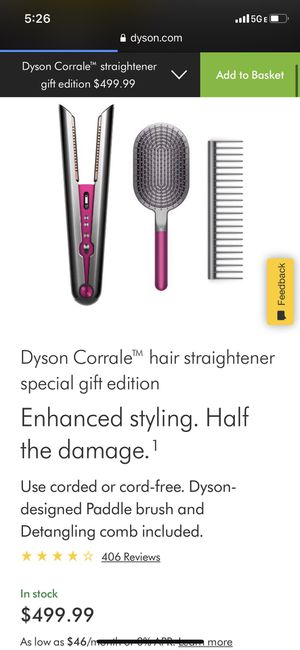 Dyson straighter for Sale in Harrison, NY
