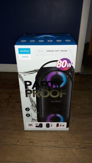 ANKER Soundcore Rave Mini 80Watt Bluetooth Speaker for Sale in Pittsburg, KS