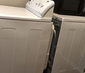 Free washer and dryer, you can use them for parties too. free microwave too for Sale in TX,  US