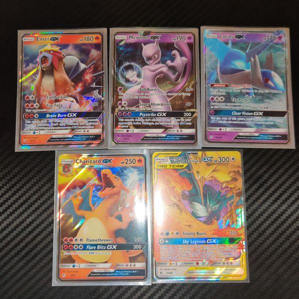 New Ultra Rare Pokemon Card collection