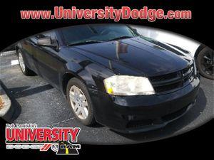 2013 Dodge Avenger for Sale in Davie, FL